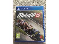 PS-4 MotoGP 18 Game