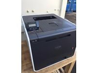 BROTHER COLOUR WIRELESS LASER PRINTER HL-4570CDW – GWO – COMPLETE WITH TONER