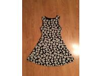 H&M Flower Dress Size 8