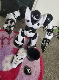 Robosapien robot