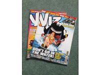 "Two issues of ""Viz"" magazine"