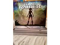 The Art of Tomb Raider + Rise of the Tomb Raider hardback artbooks