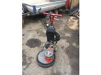 """Victor Airflow 450 17"""" floor buffer with onboard extraction"""