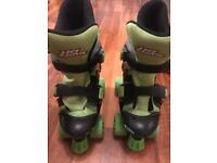 quad skate shoes