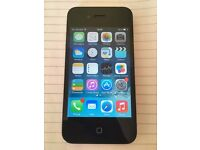 Black iPhone 4s (on O2)