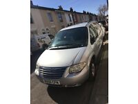 Chrysler, GRAND VOYAGER, MPV, 2006, Other, 3301 (cc), 5 doors