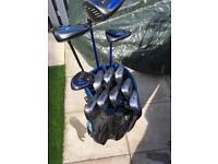 Full set ping golf clubs