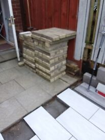 Synthetic stone walling for sale