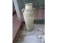 Extra large garden pot