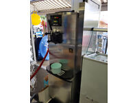 Taylor C707 Soft Serve Whippy Machine Plus Storage / Roll Cab