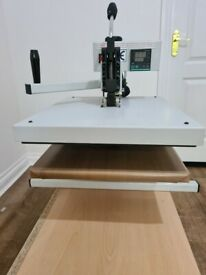 Heat Press A3 Rarely Used - Great Condition