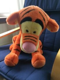 Tigger plush soft toy, immaculate condition