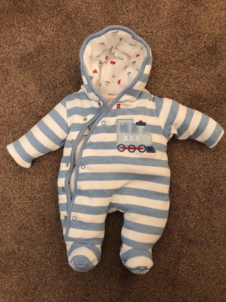 New baby pramsuit / snowsuit