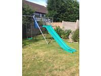 TP Swing, slide, skyride