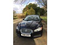 2010 Jaguar XF 3.0 TD V6 S Premium Luxury 4 DR Automatic