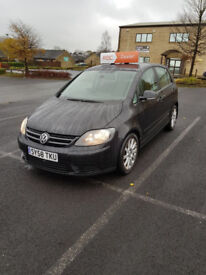 2008 Volkswagen Golf Plus 1.9 TDI PD SE 5dr 1 OWNER FROM NEW. FSH. 2 KEYS