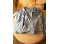 St. George's School shirts, set of 5 blue, RRP £25 each!