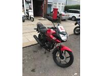 Honda cbf125, not cbr, mt, r125
