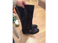 Top shop boots size