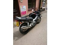 CBR 600fx, good runner + well looked after. 12 months MOT. 26000 miles