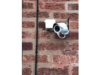 Wireless CCTV camera and installation for £99