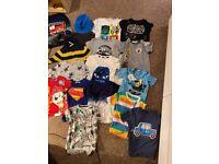 Bundle of clothes for children