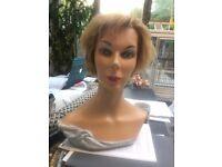 1940's Shop Bust Mannequin