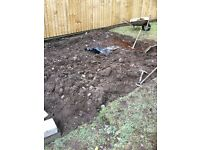 Wanted good quality top soil, just small amount local