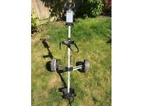 Pro action golf trolley