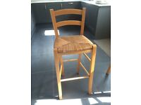 Solid wood bar stools/chairs