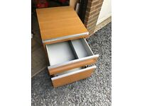 Office desk drawer cabinet - free to collect