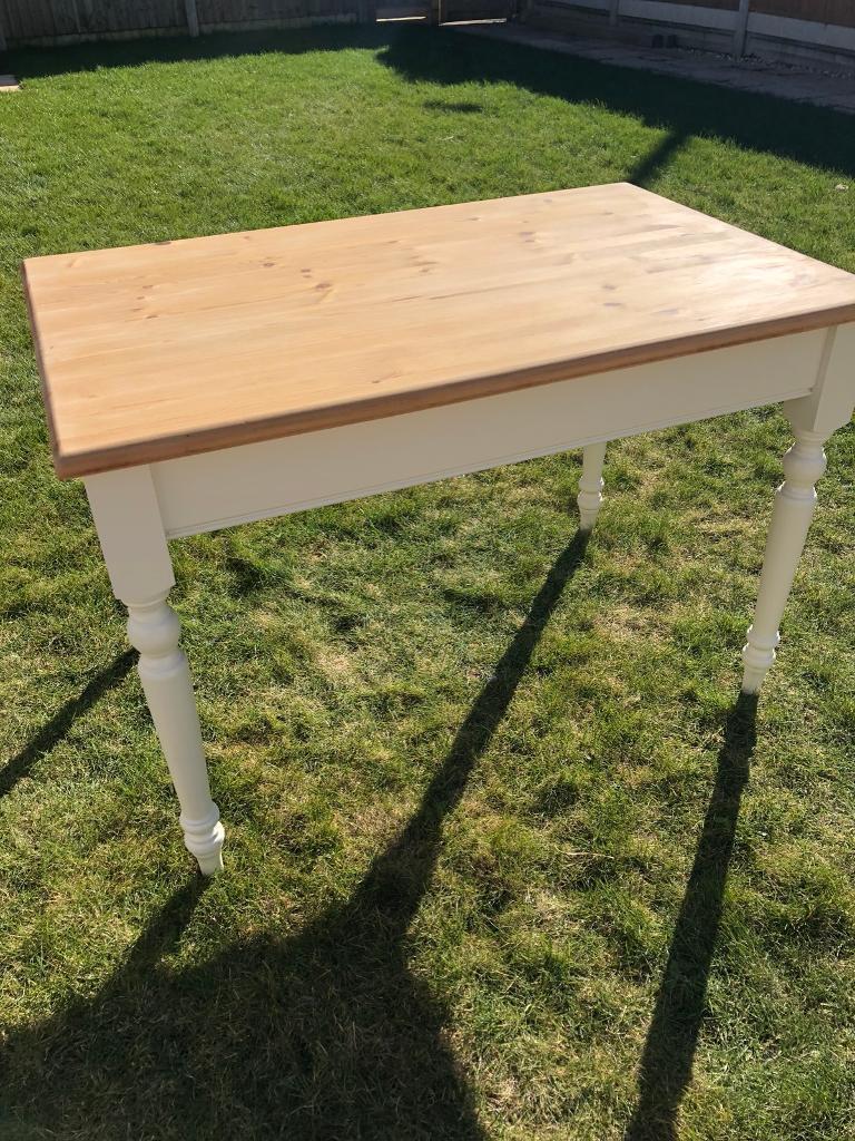 small pine farmhouse table in bournemouth dorset gumtree