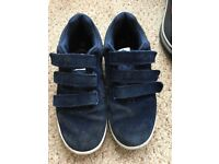 Boys size UK13 and UK1 shoes and boots