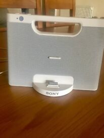SONY Speaker Dock for iPhone 4/4S