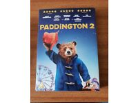 Brand new and sealed Paddington 2 DVD. £5.