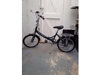 """Two RaleighSwift 125 Folding Bikes 20"""" Wheels In Good condition . £ 175.00 ono"""
