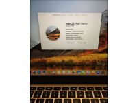 MACBOOK PRO 13 INCH Retina i5 Latest High Sierra Az New Condition, Coming With Charger And Box.