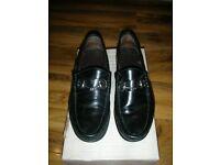 Gucci Horsebit Loafers - size 41E.