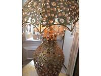 Stunning table lamp was £310