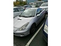Toyota celiac