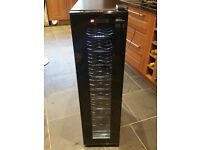 Wine Cooler (perfect working order) approximately 1 year old only selling due to buying bigger one