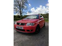 POLO GTI 1.6 16V (EXCEPTIONAL CONDTION, STUNNING RED, NOT LUPO GTI)