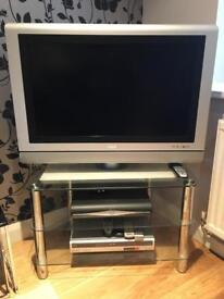 "Phillips 32 "" LCD tv plus Stand."