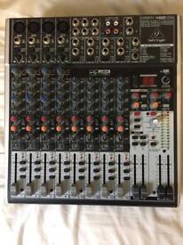 Behringer XENYX X1622USB Mixer