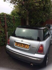 Silver Mini Hatch Cooper for Sale