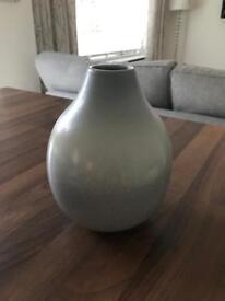 Next small vase grey