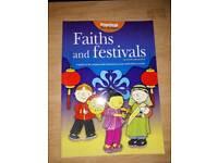 Faiths and festivals by Christine Howard at al