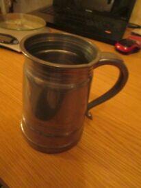 Beer Mug Pint metal -REF- 0.296kgB10-462ap1snk4x
