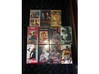 Video tapes collection