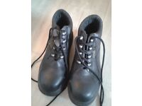 Safety shoes BOOTS size 4 / 37 black